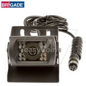 CAMERA SELECT IP67 COULEUR BRIGADE-*