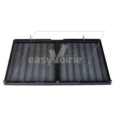 Grille de protection turbine SCARAB MAJOR-*